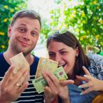 bảng giá phí đổi tiền lẻ 2019