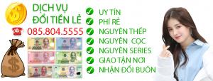 phí đổi tiền lẻ 2019