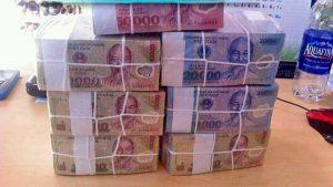 đổi tiền lẻ 2019