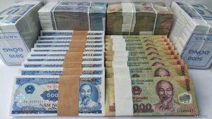 đổi tiền lẻ tết canh tý 2020